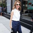 Sofia Coppola at AOL Studios in New York - 454 x 661