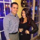 Deena Nicole Cortese and Chris Buckner - 454 x 329