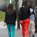 Khloé Kardashian: go sightseeing around Miami