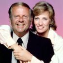 Dick Patten and Betty Buckley