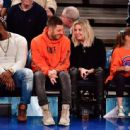 Ashley Benson and Ryan Good at Madison Square Garden in NYC November 27, 2016