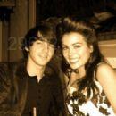 Drake Bell And Melissa Lingafelt