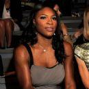 Serena Williams: Front Row For Vera Wang