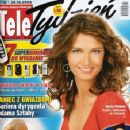 Beata Pozniak - Tele Tydzień Magazine [Poland] (20 October 2006)