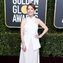 Julianne Moore wears Givenchy Dress : 76th Annual Golden Globe Awards