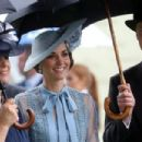 The Duke And Duchess Of Cambridge  attended the first day of Royal Ascot Day 2019 - 454 x 303