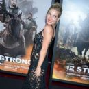 Elsa Pataky – '12 Strong' Premiere in New York City - 454 x 713