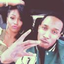 Lashontae Heckard and Brandon Jennings - 454 x 450