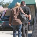 Daryl Hannah looked loved up with Neil Young as they headed to a restaurant in Westlake, California, on Tuesday September 9, 2014 - 454 x 578