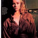 Karen Campbell in Playgirl Magazine