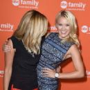 Ashley Tisdale At 2014 Disney Abc Tca Summer Press Tour In Beverly Hills