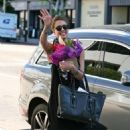 Jessica Alba: made her way to West Hollywood
