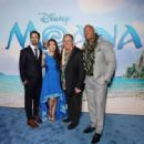 Dwayne Johnson- November 14, 2016- The World Premiere of Disney's 'Moana' - 454 x 318