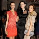 L'Wren Scott attend the Harper's Bazaar Woman of the Year Awards at Claridge's Hotel on October 31, 2012 in London, England - 385 x 594