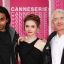 Jessica Barden – 'Miguel' and 'Undercover' Pink Carpet Arrivals in Cannes - 454 x 303