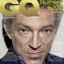Vincent Cassel - GQ Magazine Cover [Italy] (May 2016)