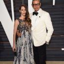 Emilie Livingston and Jeff Goldblum - 454 x 685