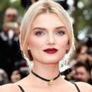 Lily Donaldson : Cafe Society' & Opening Gala - The 69th Annual Cannes Film Festival - 399 x 600