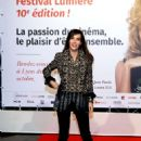 Anne Parillaud – 10th Lumiere Festival Opening in Lyon