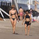 Talita Correa – Bikini Body on the beaches in Malibu - 454 x 303