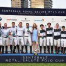 Karen Gillan – Sentebale Royal Salute Polo Cup in Singapore - 454 x 303