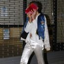 Cara Delevingne and Ashley Benson – Leaving the Apollo Theater in New York City