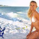 Caroline Wozniacki Sports Illustrated Swimsuit February 2015 - 454 x 255