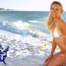 Caroline Wozniacki Sports Illustrated Swimsuit February 2015