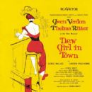 NEW GIRL IN TOWN Starring Gwen Verdon And Thelma Ritter - 454 x 457