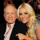 Hugh Hefner and Crystal Harris - 454 x 354