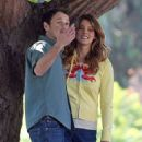 Anton Yelchin and Ashley Greene