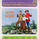 Rose Marie Starring Howard Keel MGM Musicals 1954 - 454 x 460