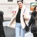 Victoria Justice – Out and About During New York Fashion Week, February 2017 - 454 x 703