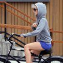 Olivia Wilde: Bike Babe in Venice