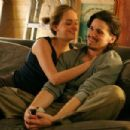 Jess Weixler as Vandy and Jason Ritter as Peter in Peter and Vandy.