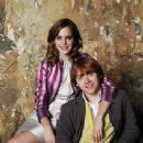 Rupert Grint and Emma Watson Entertainment Weekly Outtakes