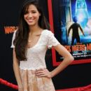 Kelsey Chow - Premiere of the film 'Mars Needs Moms 3D' at the El Capitan Theatre in Hollywood, on March 6, 2011