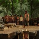 Tony Jaa (Tiang) in ONG BAK 2, directed by Tony Jaa. A Magnet Release, photo courtesy of Magnet Releasing