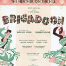 Brigadoon Original 1947 Broadway Cast Starring Marion Bell - 454 x 606
