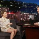 Margot Robbie – All smiles on 'Jimmy Kimmel Live' in Hollywood
