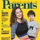 Sedef Avci & Can Kasabali - Parents Magazine Cover [Turkey] (January 2017) - 454 x 611
