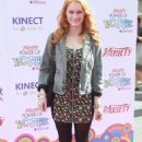 Leven Rambin-Variety's 4 Annual Power Of Youth Event At Paramount Studios On October 24, 2010 In Hollywood, California