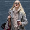 Dakota Fanning out and about in NYC