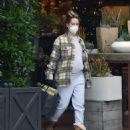 Ashley Tisdale – Seen at rolling greens farm and garden store in Los Angeles