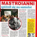 Marcello Mastroianni - Retro Magazine Pictorial [Poland] (January 2019) - 454 x 642