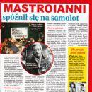 Marcello Mastroianni - Retro Magazine Pictorial [Poland] (January 2019)