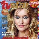 Natascha McElhone - TV Star Magazine Cover [Czech Republic] (26 September 2014)