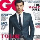 Talyor Lautner Suits Up for the Cover of GQ Australia November 2011