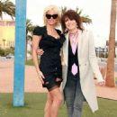 Pamela Anderson At Dan Matthews and Jack Ryan Wedding In Las Vegas