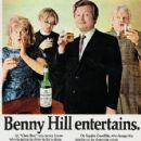 Benny Hill - 426 x 544